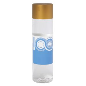 Corporate Mineral Water Promote any Business with Gold Lids