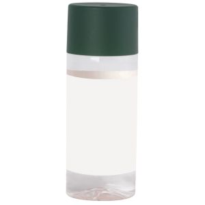 Promotional Bottles of Drinking Water Printed with your Logo Dark Green Lids