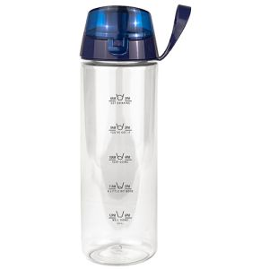 Navy Stay Hydrated Water Bottles Business Gifts
