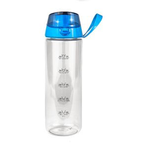 Light Blue Stay Hydrated Water Bottles Promotional Merchandise