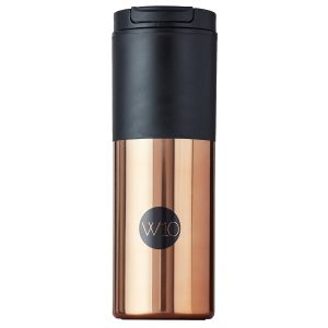 Branded W10 Blenheim Travel Mugs as Quality Business Gifts