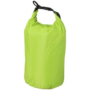 Waterproof 5L Survivor Bags in Lime