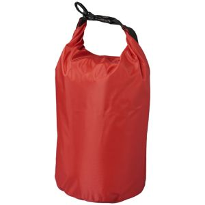 Waterproof 5L Survivor Bags in Red