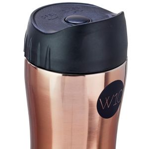 Corporate Branded Travel Mugs as Promotional Gifts