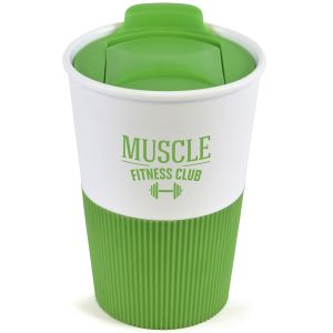 330ml Duo Colour Grippy Tumblers in Green