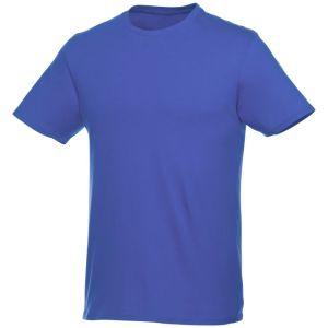 Short Sleeve Unisex T Shirt in Blue