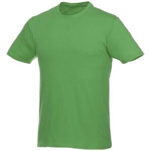 Short Sleeve Unisex T Shirt in Fern Green