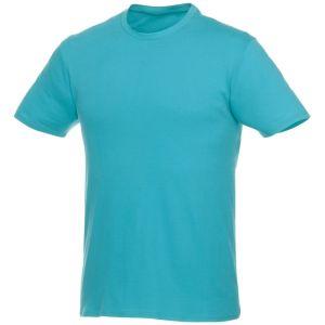 Short Sleeve Unisex T Shirt in Aqua