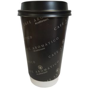 Corporate Branded Paper Cups Printed in Full Colour