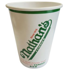 Custom Printed 12oz Paper Cups with your Logo