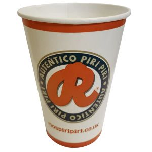Custom Printed 16oz Eco-Friendly Paper Cups for Business