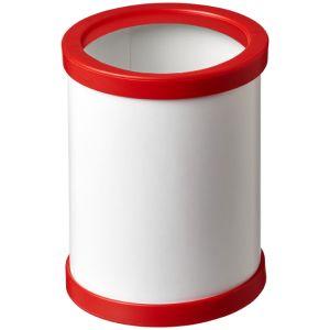 Deva Pen Holder Pot in Red
