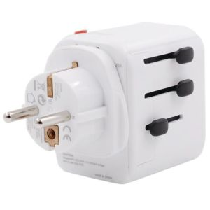 Custom Printed Travel Adaptors Business Gifts