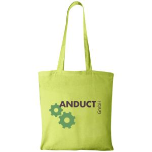 Lime Promotional Tote Bags With Logo