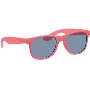 Personalised Sunglasses for Marketing Campaigns in Red