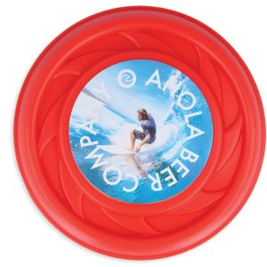 Branded Flying Disc with Company Designs