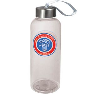 Custom printed Clear Quench Tritan Plastic Bottles for drinking water