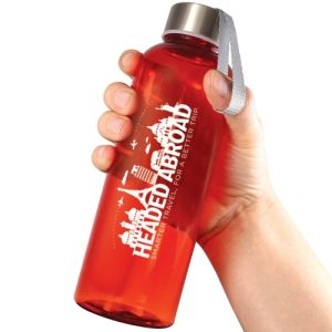 Branded Tritan Plastic Bottles with your printed design