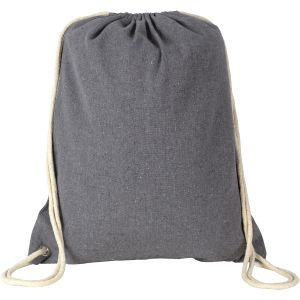 Promotional Newchurch Recycled Cotton Drawstring Bags for Events