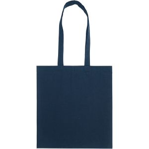 Printed shopper bags with company logos