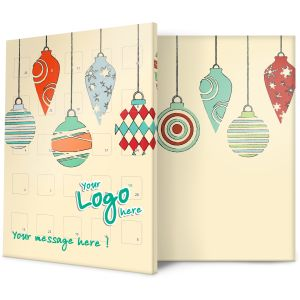 Baubles Design Promotional Advent Calendars Great Low Prices