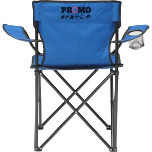Promotional Campers Chair with Company Logos