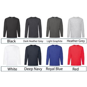 Branded Longsleeve T-Shirts for Marketing