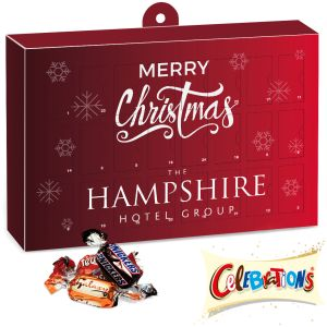 Promotional Celebrations Chocolate Advent Calendars