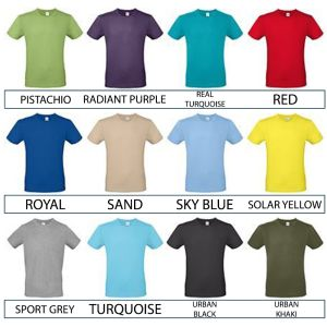 Customised Shirts for Business Advertising