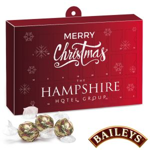 Baileys Truffle Advent Calendars Promotional Christmas Giveaways