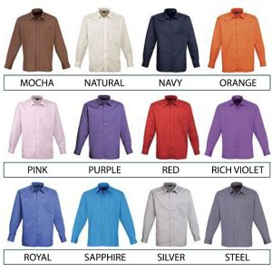 Printed Smart Shirts for Business Merchandise