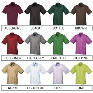 Branded Shortsleeve Shirts for Events