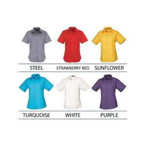 Personalised Company Shirts for Uniforms