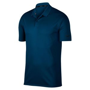 Corporate Branded Nike Polo Shirts in College Navy/Black for Marketing Campaigns