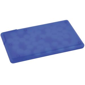 Branded Credit Card Mints for Business & Promotions in Blue