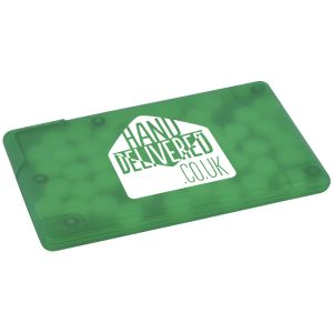 Custom Printed Mint Cards UK Printed Express Delivery in Green