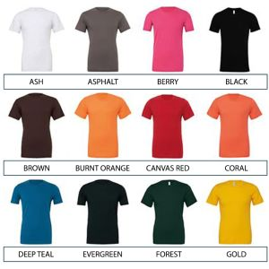 Branded T-Shirts for Company Merchandise