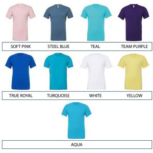Personalised T Shirts for Festival Advertising
