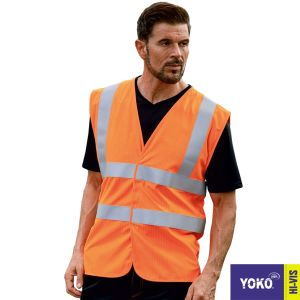 Promotional High Vis Jackets and custom printed workwear with your logo