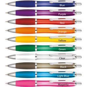 UK Printed Pens for Exhibitions, Offices, Conferences & More