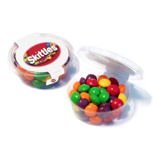 Promotional Pots of Sweets for Company Gifts