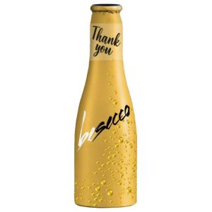 Make a statement by gifting your customers these striking promotional bottles of Prosecco!