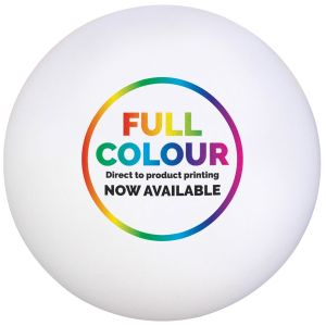 UK Custom printed Full Colour Stress Balls for Business