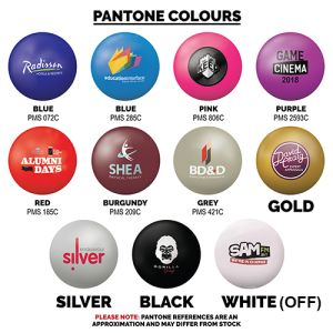 Promotional Stress Balls in a Wide Choice of Colours