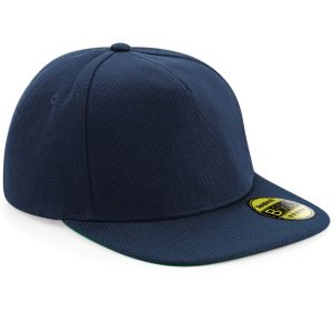 French Navy Branded Snapbacks Promotional Gifts & Clothing