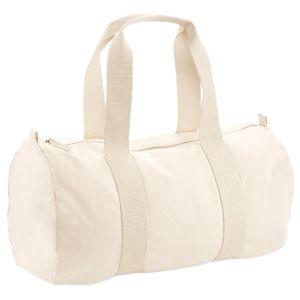 PromotionalOrganic Cotton Barrel Bags for Events