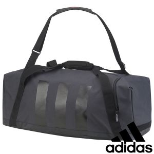 Corporate branded Adidas 3-Stripes Medium Duffle Bags with your Logo