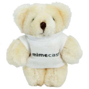 Promotional Baby Bear with T-Shirt Printed with Your Logo