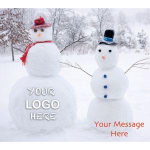 Stock Design BG04 Snowmen