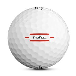 Custom branded Titleist TruFeel Golf Balls printed with logo